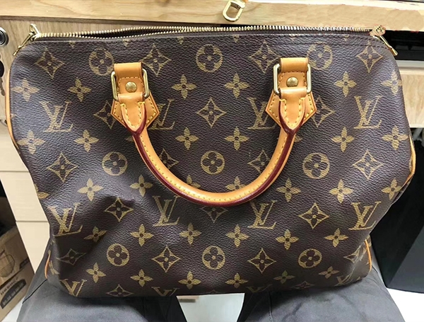 LOUIS VUITTON 路易威登单肩包回收